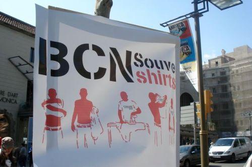 Souvenir Shirts banner